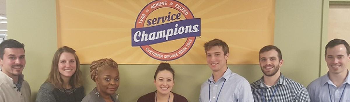 MRO celebrates National Customer Service Week