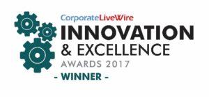 Corporate Livewire Winner in 2017