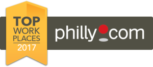 MRO Named Top Work Places in Philadelphia