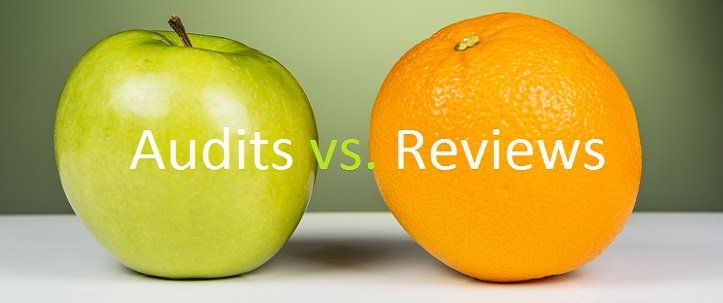MRO Corp. Audits vs. Reviews