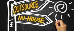 Outsourcing ROI increased efficiency