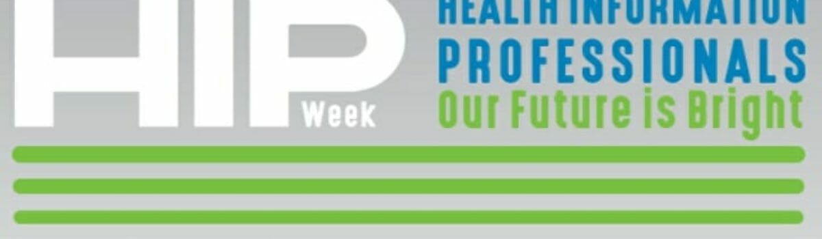 MRO Celebrates the 29th Health Information Professionals Week