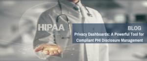 HIPAA Privacy Dashboards