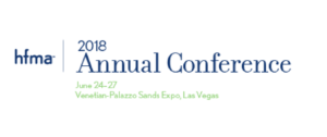 HFMA Annual Conference in 2018