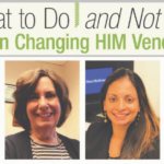 What to Do and Not Do When Changing Health Information Management Vendors