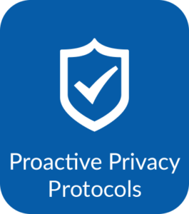 Button for Proactive Privacy Protocols