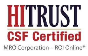 Accredited by Hi-trust CSF certified