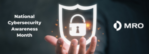 Cybersecurity Month Banner