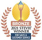 Bronze 2021 Stevie Winner