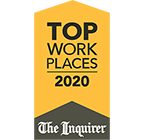Top Work Places 2020